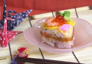 押し寿司~沖縄豚肉みそ入り~