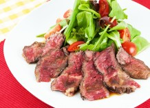 おもてなし料理に!簡単牛肉のタリアータ♪