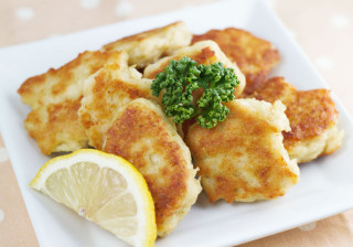 簡単ヘルシーササミと豆腐のチキンナゲット~シークヮーサーこしょう風味~
