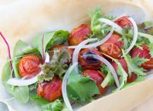 焼きトマトサラダ