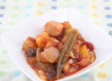 夏野菜のラタトゥイユ