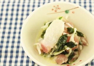 沖縄海鮮酢みそ和え