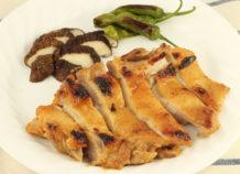 鶏のいなむどぅち味噌漬け焼き