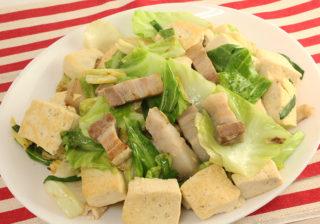 タマナ―チャンプルー(キャベツ炒め)