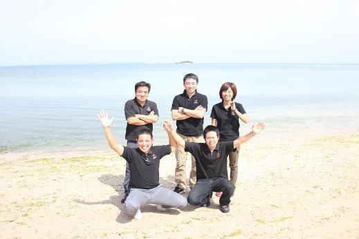 はいさーい!!赤マルソウなつきの楽しいなつKitchen・:*:・°-沖縄美々ビーチ
