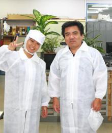 沖縄調味料や~ 赤マルソウ ①年生 。(。`・з´・)ゞ。o